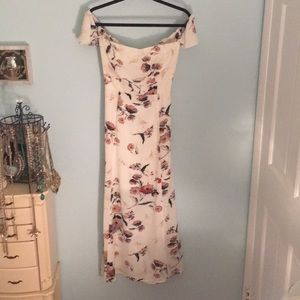 Luca and Grae Aspen Ovard dress! NWT